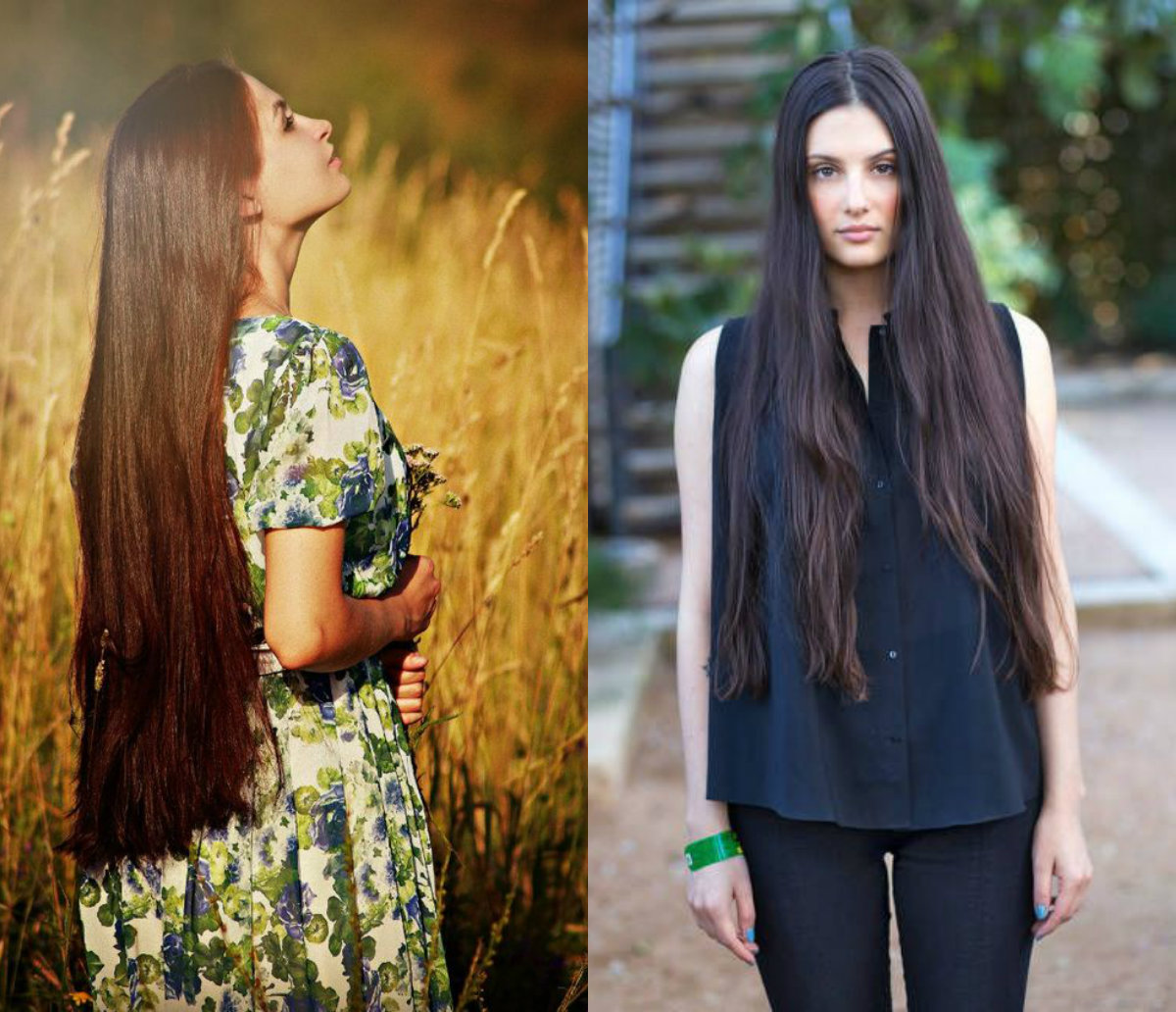 Straight Extra Long Hairstyles 23