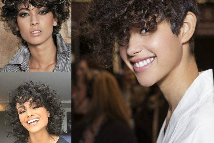 best-short-curly-haircuts