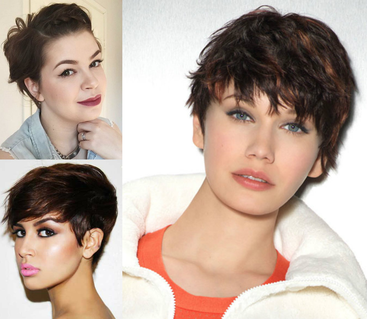 best pixie haircuts for round faces 2017 | hairdrome