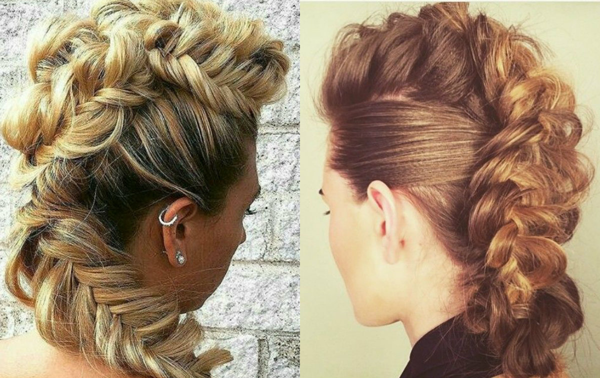 Mohawk Braid Hairstyles 2018 Hairstyles