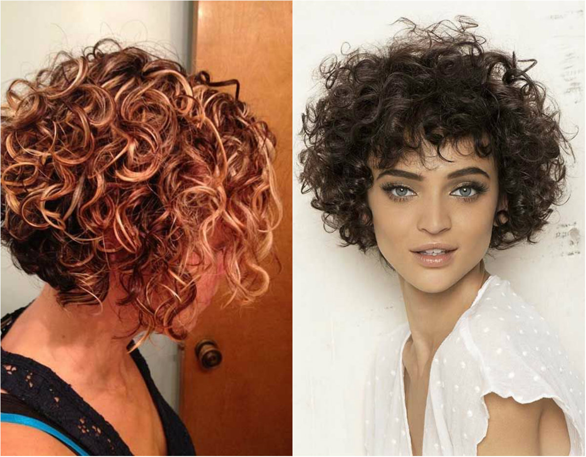 curly hair haircut styles bob hairstyles with curls fade haircut 1369