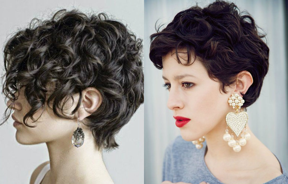 lovely short curly haircuts you will adore | hairdrome