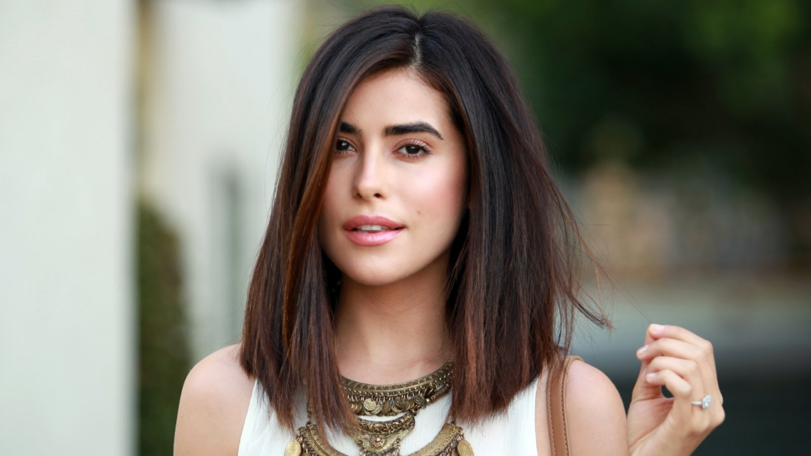 trendy lob hairstyles you can have today | hairdrome