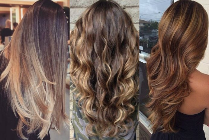 best-long-brown-hair-with-highlights