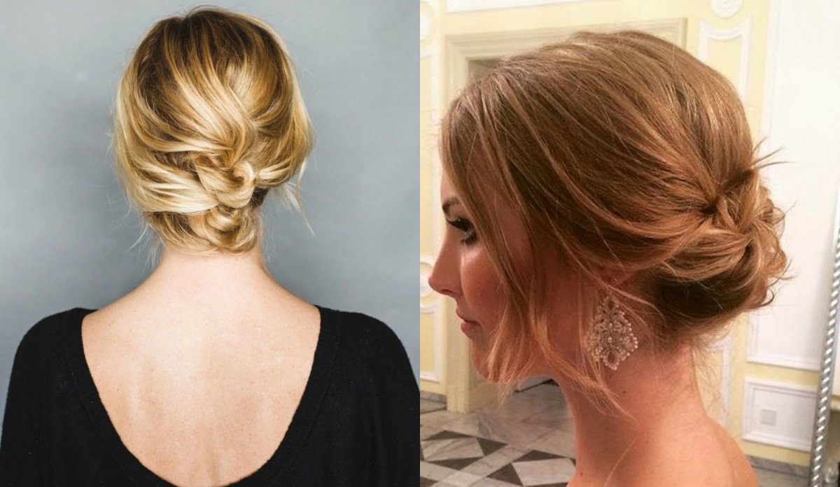 cute updo styles for short hair hair updo hairstyles you can style today 8627 | cute updo hairstyles for short hair