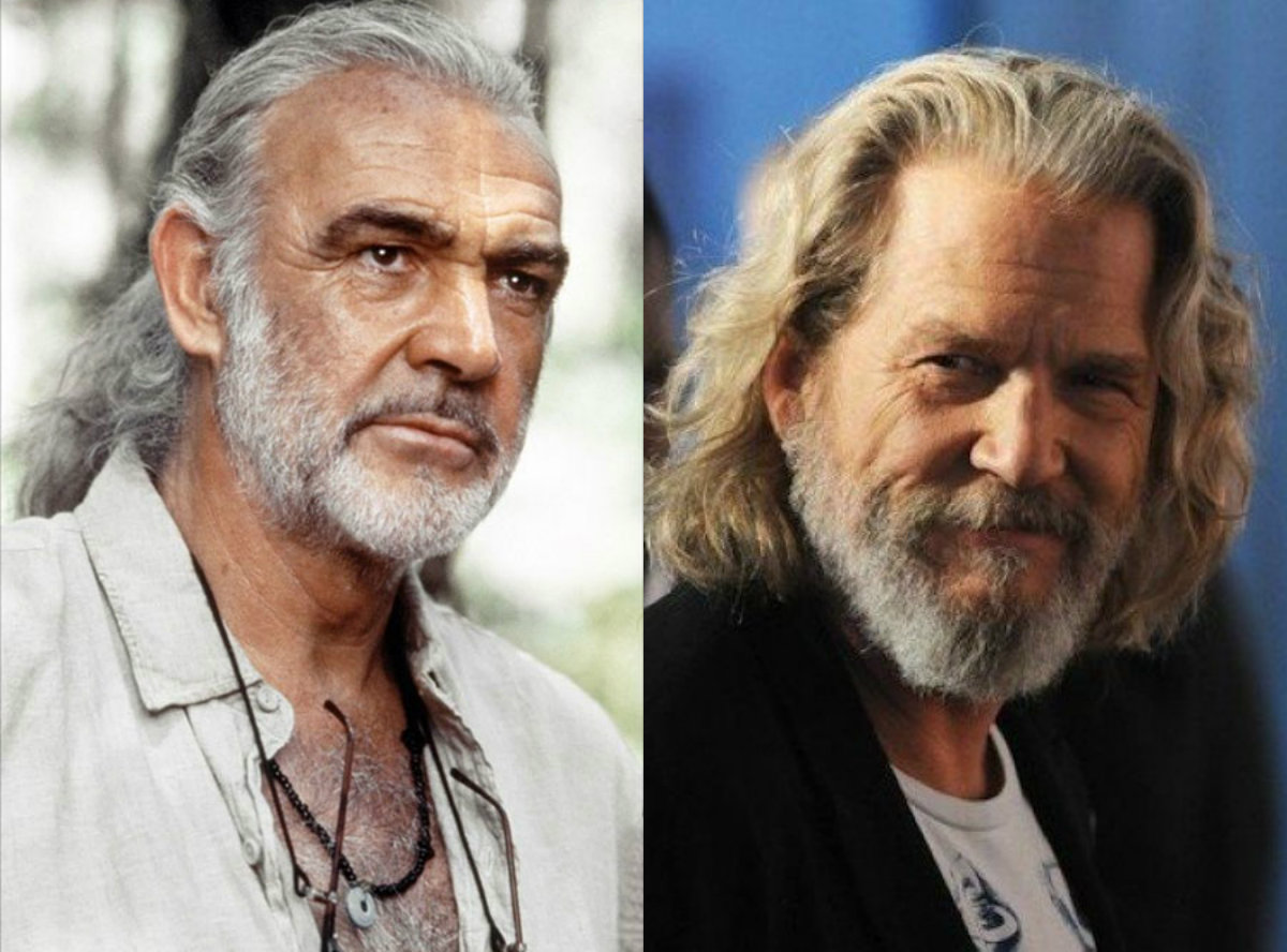 Long Hairstyles For Men Over 50 Luxury Guys With Hair