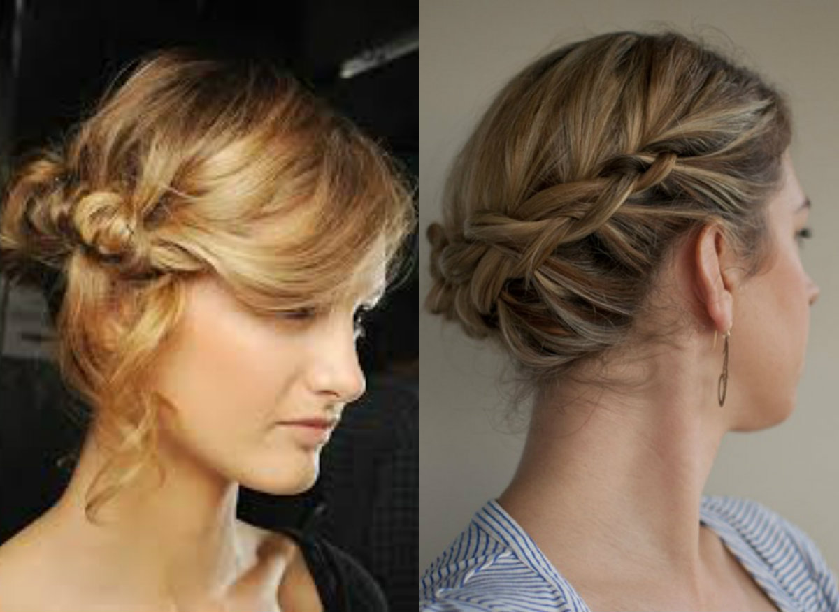 cute short hair updo hairstyles you can style today   hairdrome