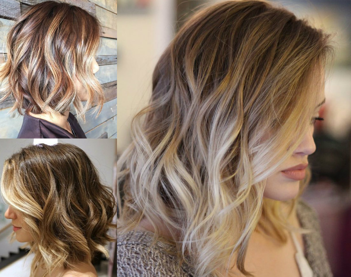 What About Short Hair Balayage Hairdrome Com