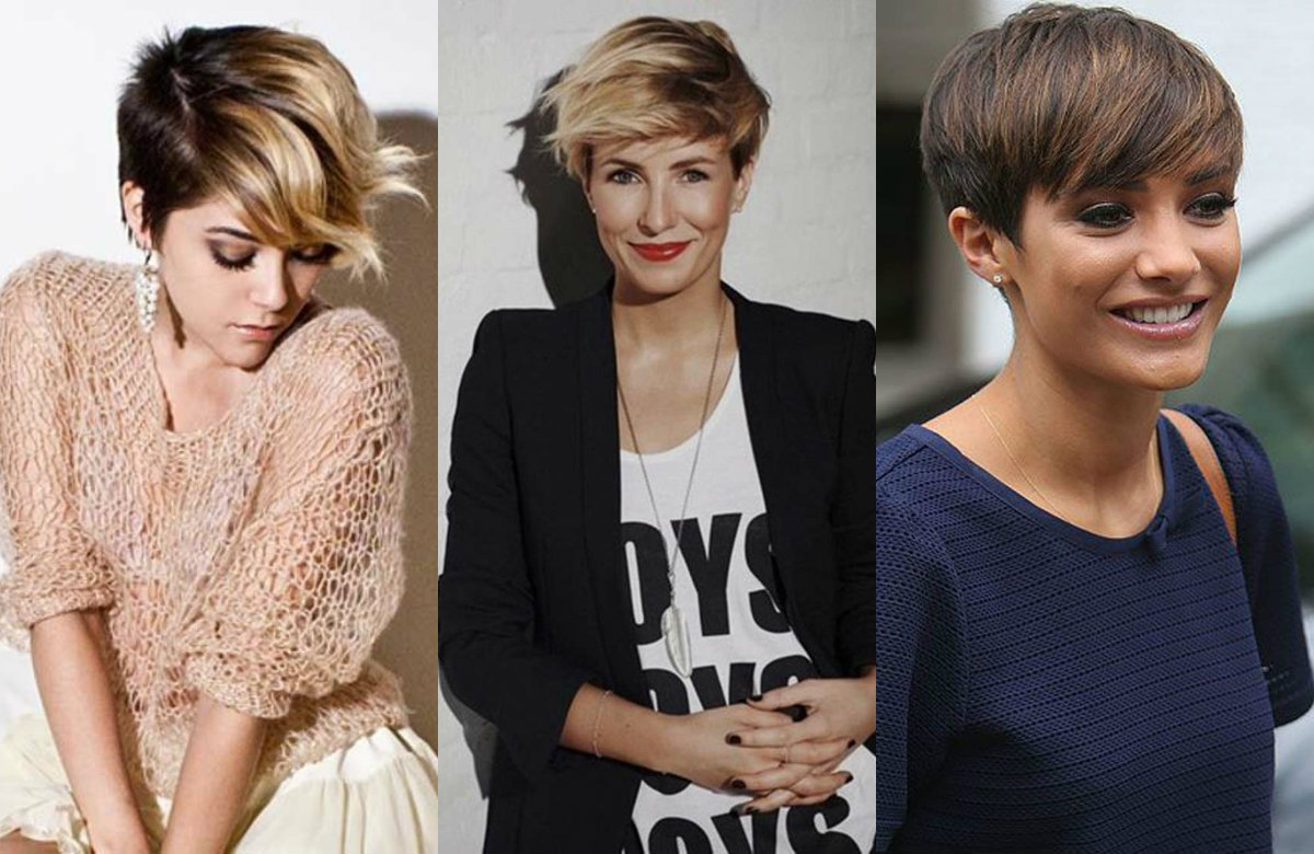 Hairstyles 2019: Vivacious Short Pixie Haircuts With Highlights