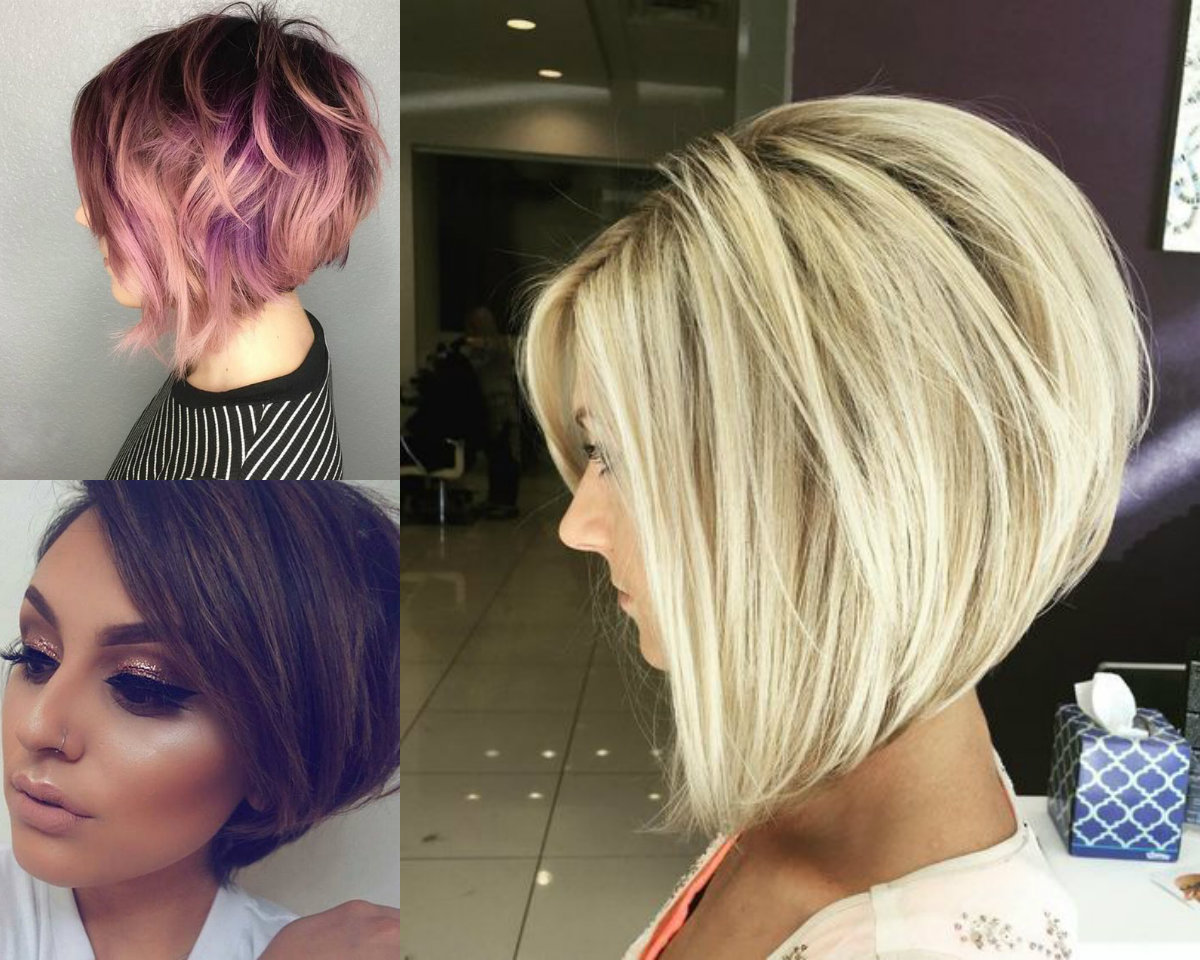 business style stacked bob hairstyles 2017 | hairdrome