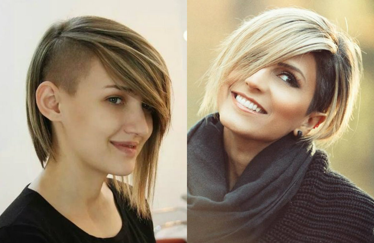 crazy undercut bob hairstyles to try | hairdrome