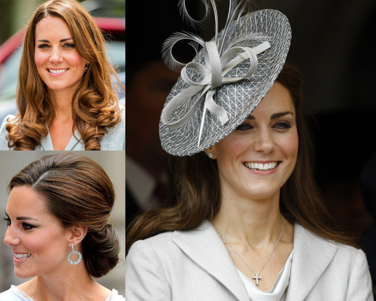 royal chic in kate middleton hairstyles 2017 | hairdrome