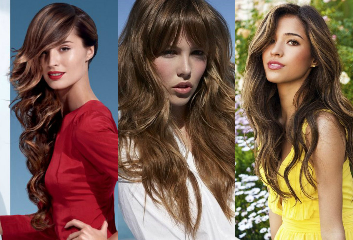 Romantic Long Wavy Hairstyles For Valentines Day
