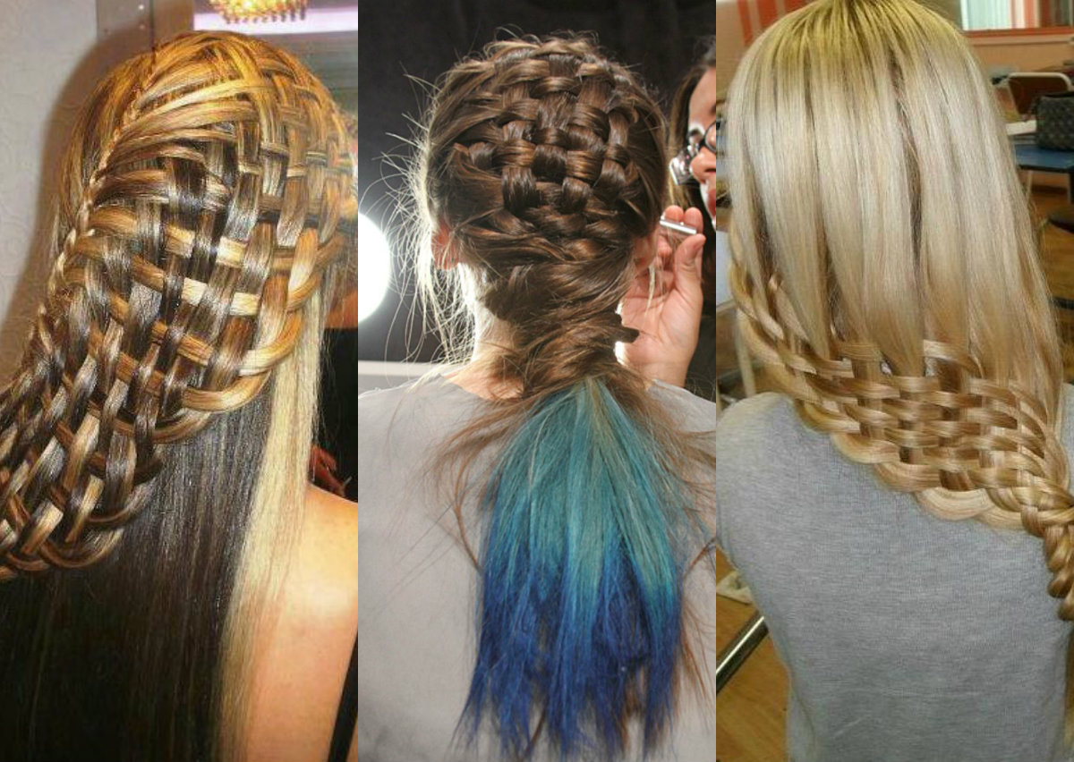 basket weave hair style awesome basket weave braids hairstyles hairdrome 8896