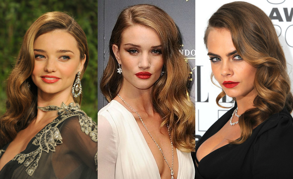 old hollywood hairstyles & celebrity vintage looks | hairdrome