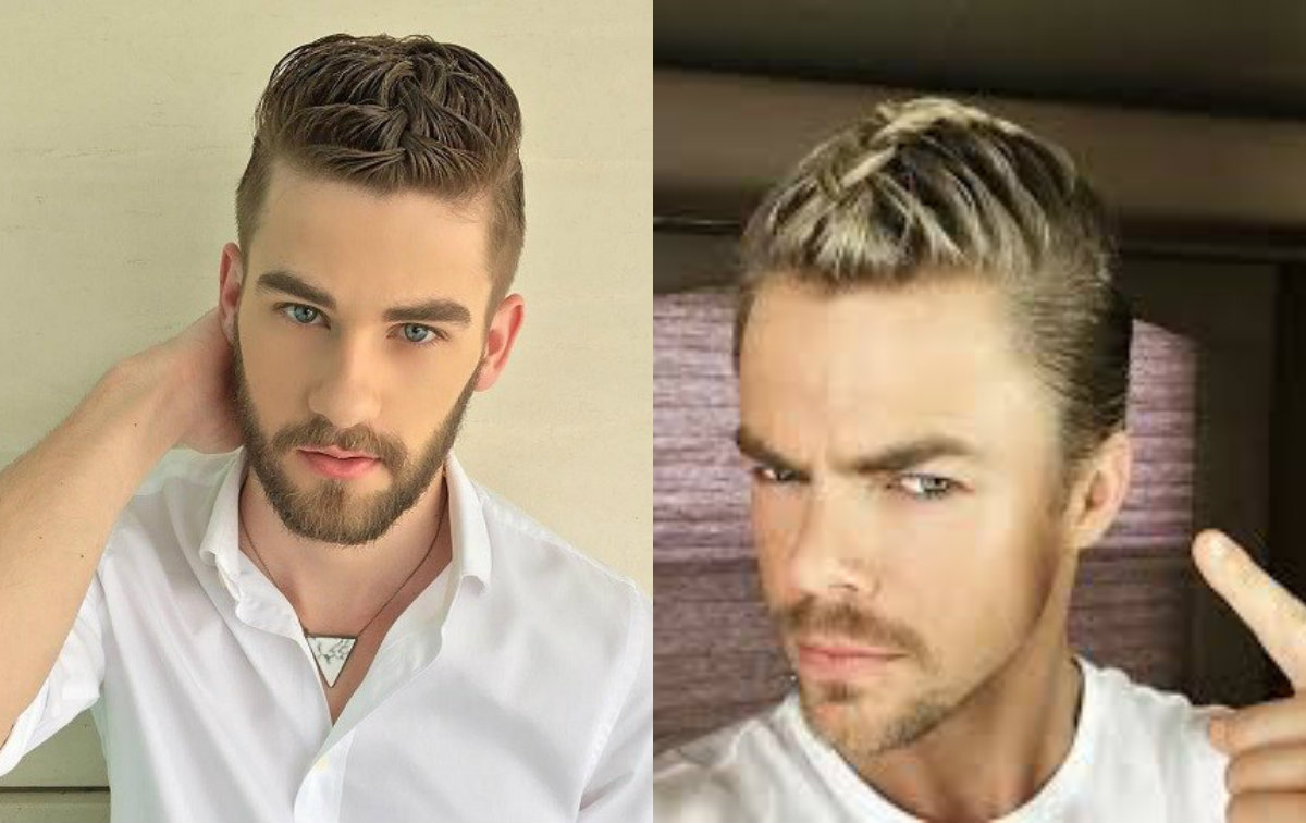 Mohawk braids for men