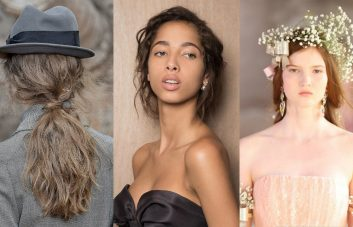 haute couture hairstyles for fall 2017
