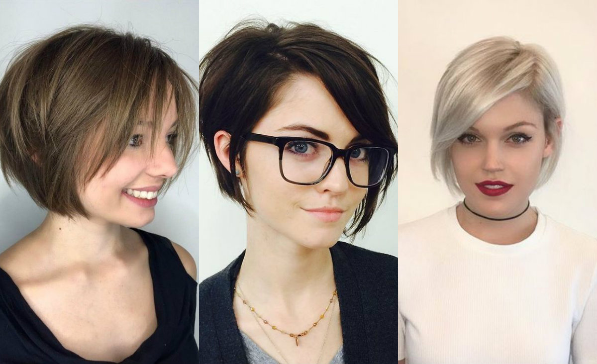 How To Cut a Short Graduated Bob Haircut tutorial