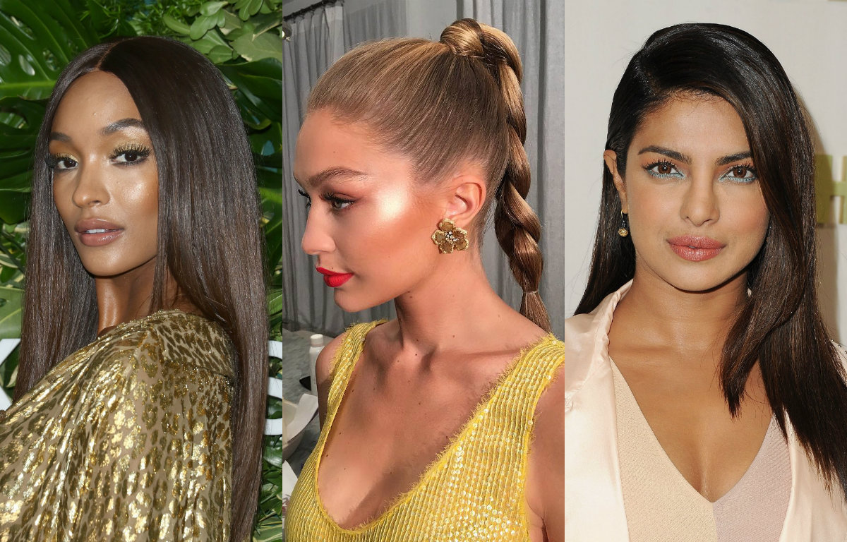 Celebrity Looks Amp Winter Hairstyles 2018 Hairdrome Com